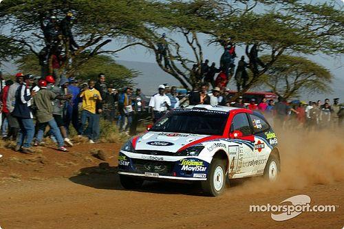 Промоутер WRC поддержал возвращение Ралли Сафари в календарь