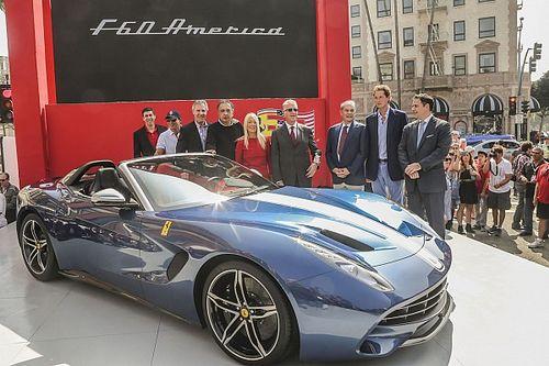 Ferrari F60 America, uno dei 10 esemplari è in vendita