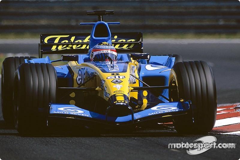 Galeri: Alonso'nun kullandığı F1 araçları