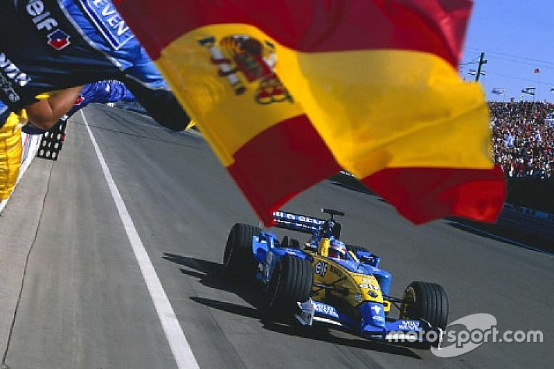 Alonso és az első F1-es győzelem: Magyar Nagydíj