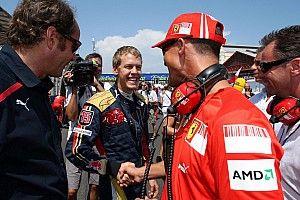 Шумахер предлагал Ferrari взять Феттеля еще в 2009 году