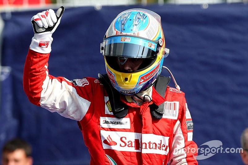 Vídeo: de Alonso a Leclerc, los tifosi volvieron a vibrar en casa