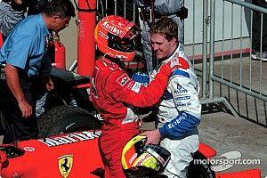 """Ralf: Hamilton rekorlarını kırsa bile Michael'ın başardıkları hep """"olağanüstü"""" olarak kalacak"""