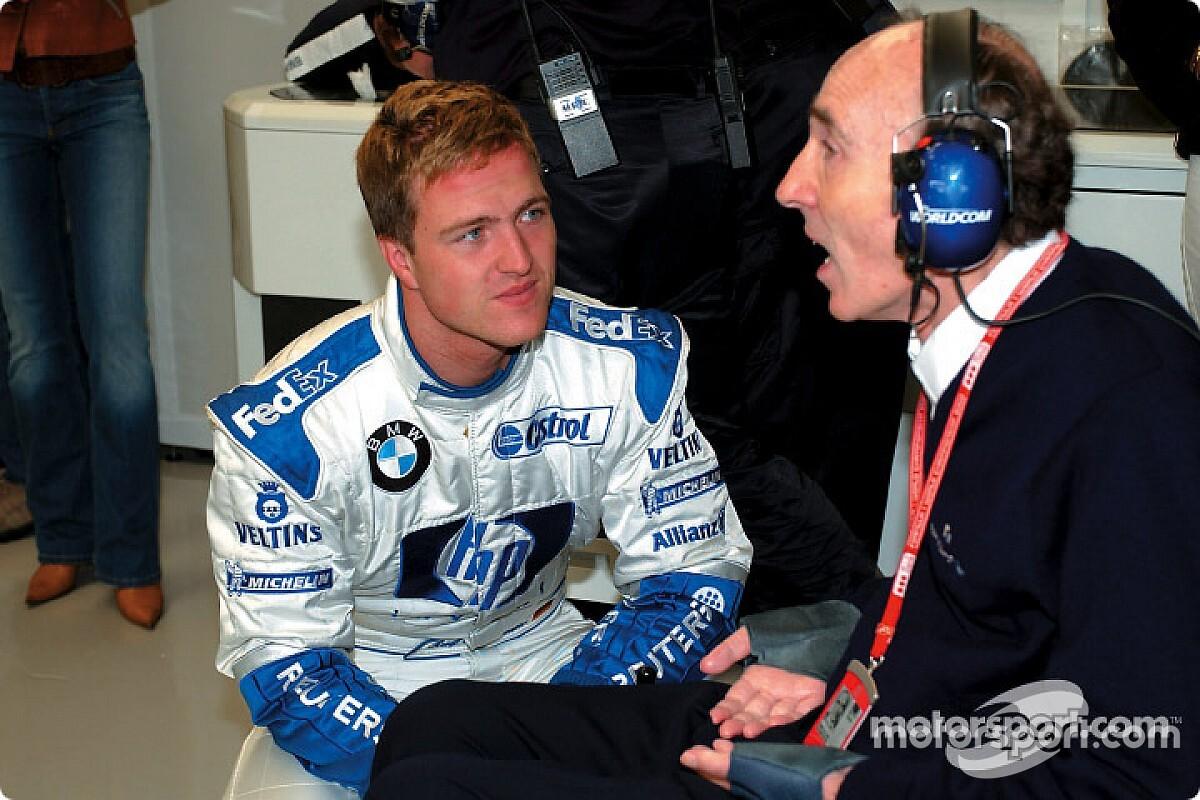 Frank Williams a koronavírus idején az F1-es főhadiszálláson lakik