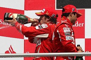 """Massa fala sobre possível volta de Alonso: """"Não acredito que seria feliz correndo em uma equipe que não é competitiva"""""""