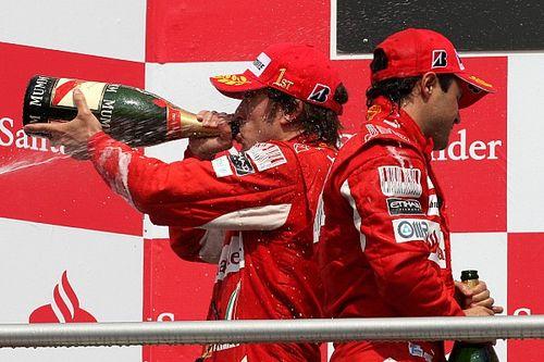 F1: Massa compara rivalidade com Alonso à tensão entre Vettel e Leclerc