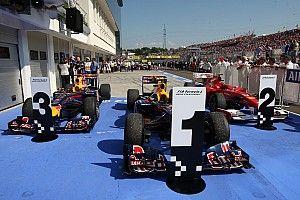 Newey, Vettel ve Webber'in sürüş tarzını karşılaştırdı
