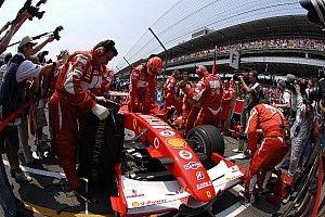 Galería: las 68 poles de Michael Schumacher en F1
