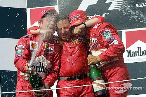 F1 tarihinde bugün: Schumacher dördüncü kez şampiyon oldu