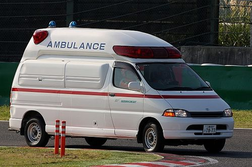 """Aquí solo se oyen ambulancias"""