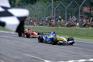 C'était un 24 avril : Alonso résiste à Schumacher
