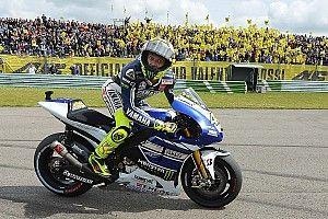 C'était un 29 juin: retour en force pour Rossi et Lorenzo