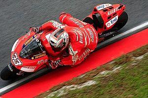 """Melandri et la Ducati de 2008: """"Parfois j'avais peur de la moto"""""""