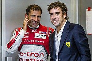 """Gené bendice a su 'sucesor' en Le Mans: """"Nadie en su primer año hace lo que Alonso"""""""