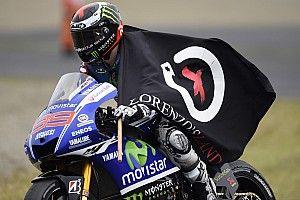 """Lorenzo califica de """"sabia elección"""" su nombramiento como Leyenda de MotoGP"""
