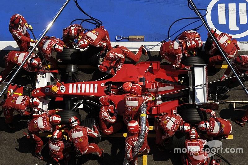 Schumacher 8 győzelme Franciaországból, 8 csodálatos F1-es versenygéppel