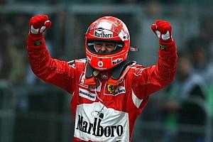 Michael Schumacher 50 yaşında!
