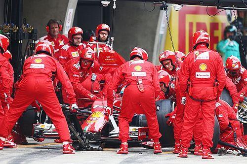 Quando i pit stop Ferrari ispirarono un ospedale di Londra