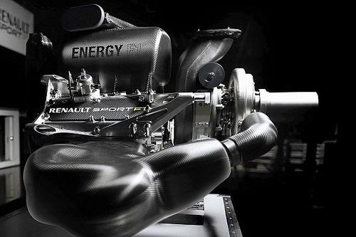 Technique - Comment démarre le moteur d'une F1