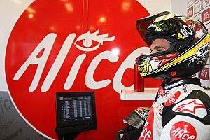 Paniek slaat toe bij Alice Ducati