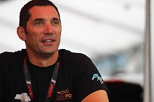 Max Papis tests positive for COVID, NASCAR return scratched