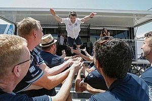 Williams no se preocupa de que su director técnico no venga de F1