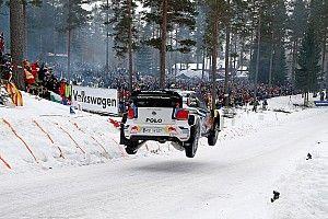 Ралли Швеция состоится несмотря на проблемы со снегом