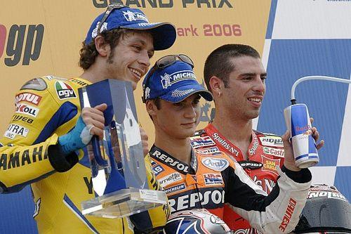 Rossi erinnert sich: Wie Pedrosa den etablierten MotoGP-Piloten Angst machte