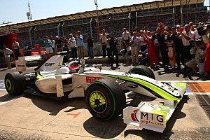 VÍDEO: Rubinho Barrichello volta a guiar Brawn de 2009 em festival no Reino Unido