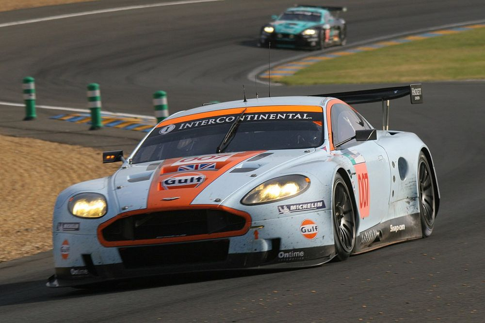 How Aston Martin scaled new heights in the Prodrive era