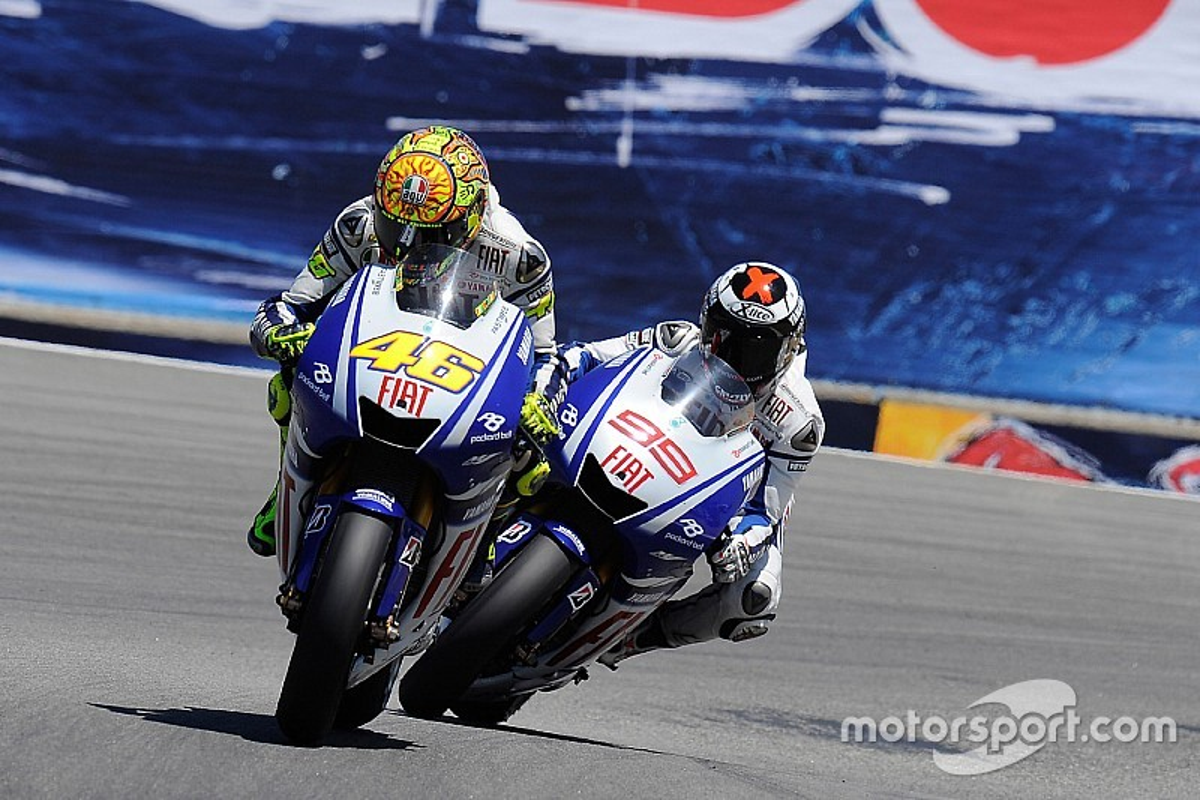 """Lorenzo: 2019 """"same situation"""" as Yamaha debut with Rossi"""