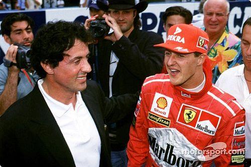 Amikor Stallone F1-es filmet forgatott volna…