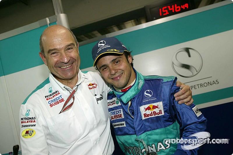 GALERIA: 10 grandes pilotos com passagem pela Sauber