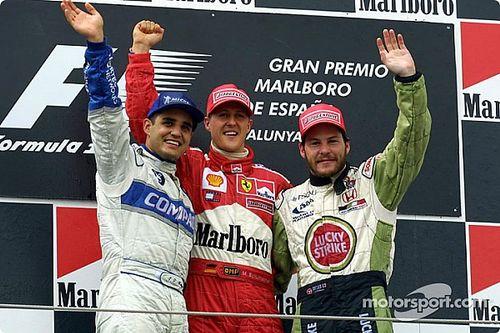 El primer podio de Colombia en la Fórmula 1