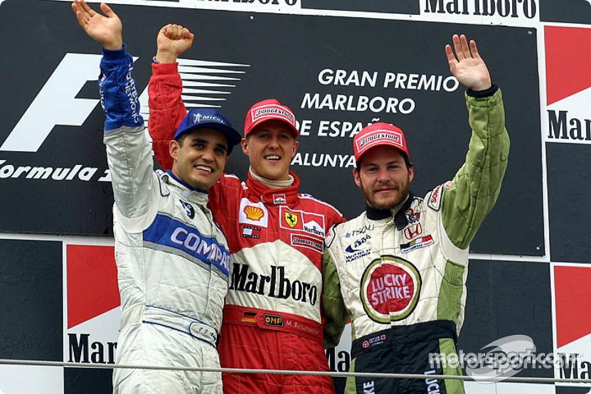 Villeneuve szerint Hamilton tisztább versenyző Schumachernél