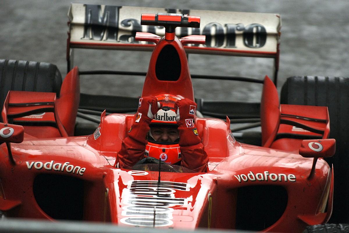 Sucedió un 1 de octubre: la 91ª y última victoria de Schumacher en F1