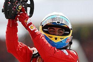 Ferrari ¿ningunea? a Alonso en su poster histórico