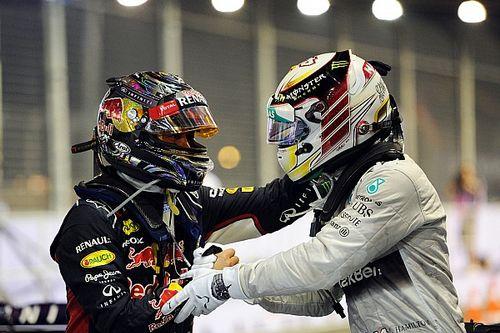 Así fue esta década en la F1