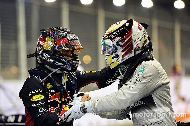 El último Gran Premio de esta década de F1