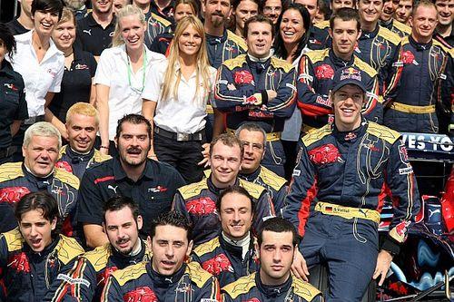 Vettel i AlphaTauri?