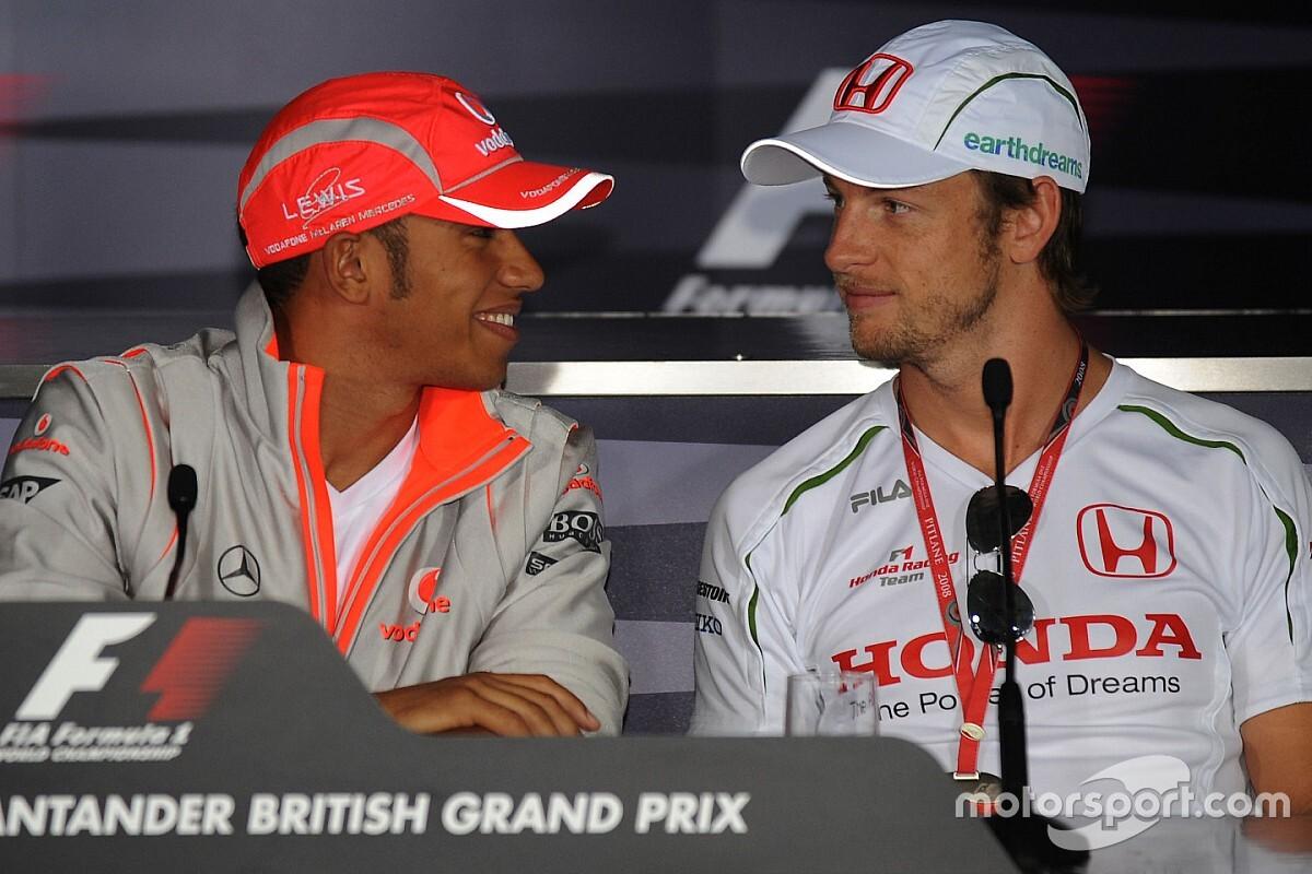 Баттон: Хэмилтона удерживает в Ф1 желание побить рекорды Шумахера
