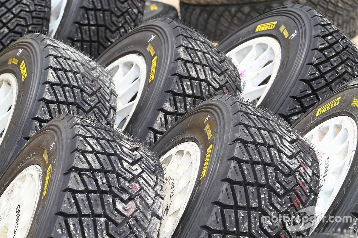 Pirelli wstrzymało prace nad oponami do WRC 2021