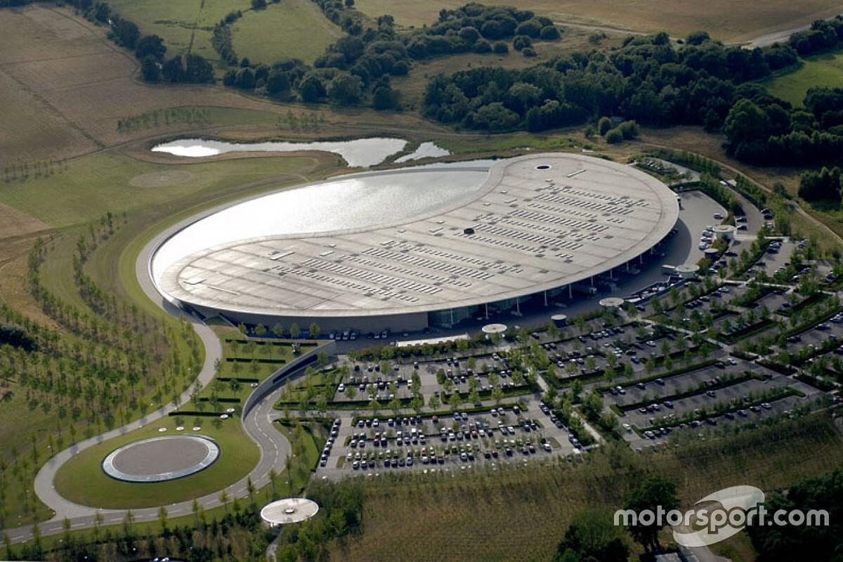 McLaren попыталась взять кредит под залог базы. Но оказалось, что та уже заложена