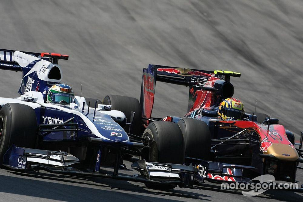 """Barrichello relembra única vez que partiu para briga na F1: """"Chama um maior que você não vai dar"""""""