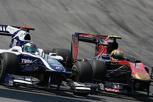 """Barrichello racconta: """"Alguersuari l'unico che ho picchiato"""""""