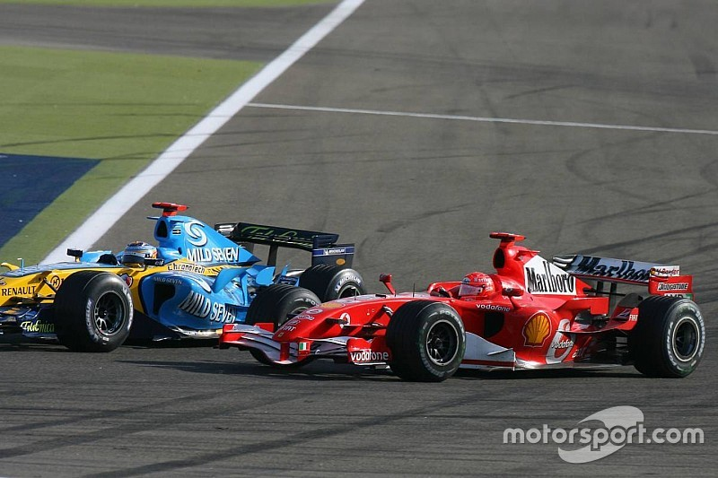 Alonso: A Schumacherrel vívott csaták voltak a karrierem legszebb pillanatai