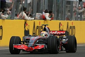 Todos los coches de Lewis Hamilton en Fórmula 1