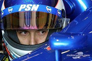 Galería: Gastón Mazzacane, el último argentino en F1