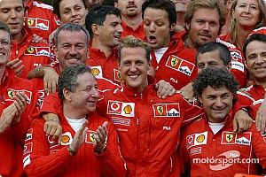 De succesvolle historie van Ferrari in statistieken