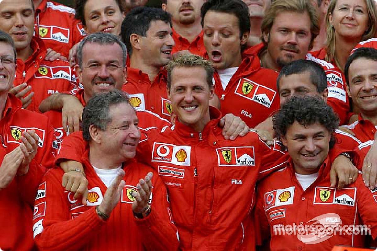 GALERÍA: Los récords que Schumacher aún tiene sobre Hamilton